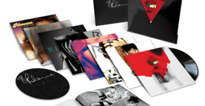Take A Look Inside Rihanna's Eight Album Vinyl Box Set