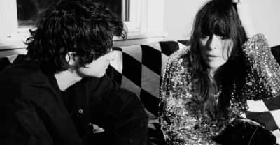 Plunge into Beach House's 7 with their animated album visualizer.
