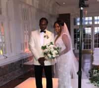 Pusha T's wedding to Virginia Williams was dreamy