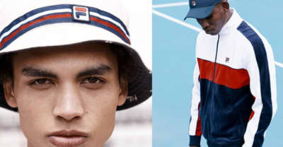 Cut Out The Thrift Store With FILA's Excellent New Collaboration