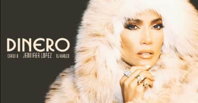 "Jennifer Lopez shares ""Dinero"" featuring Cardi B and DJ Khaled"