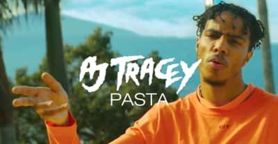 """AJ Tracey Escapes To The Sun In His """"Pasta"""" Video"""
