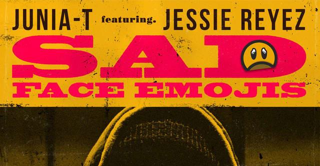 "Stream Junia-T's Jessie Reyez-assisted ""Sad Face Emojis"" 1"