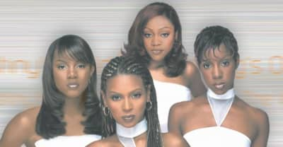 Destiny's Child's The Writing's on the Wall is being reissued on vinyl