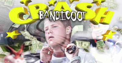 "Yung Lean drops the surprise single ""Crash Bandicoot"""