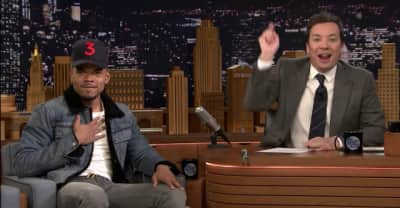 Chance The Rapper says Donald Glover helped him write a sketch for SNL