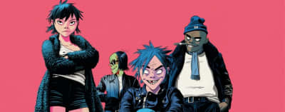 Hear Gorillaz's new album The Now Now