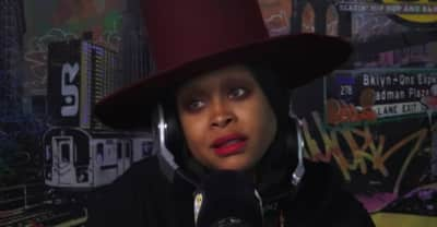 Watch Erykah Badu's Hot 97 Interview