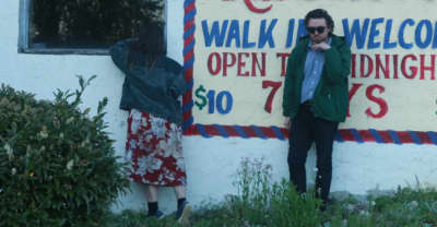 """Watch Elvis Depressedly's Warm And Intimate """"Up In The Air"""" Video"""