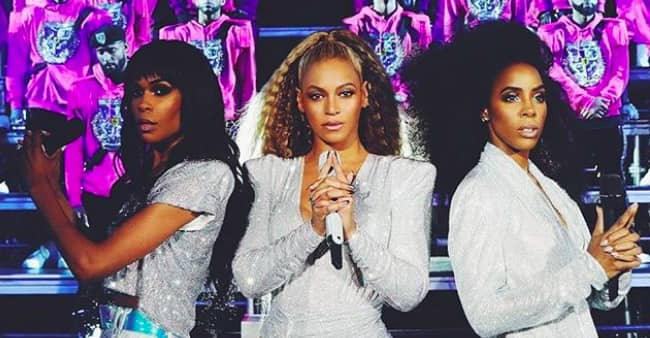 Beyoncé brought out J Balvin, Destiny's Child, JAY-Z, and Solange for her Weekend Two Coachella set