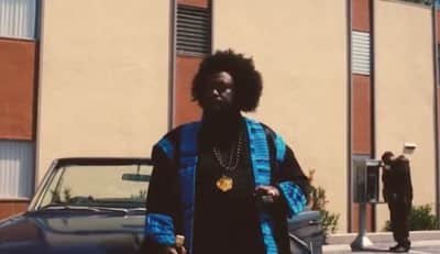 "Kamasi Washington shares new single ""Street Fighter Mas"""