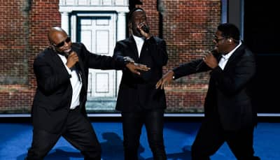Watch Boyz II Men's Opening Performance At The Democratic National Convention