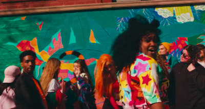 """Watch CupcakKe's colorful new video for """"Crayons"""""""