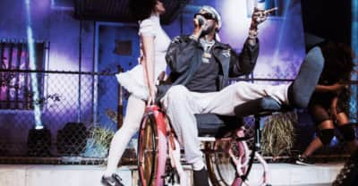 2 Chainz Is Performing In A Pink Wheelchair Instead Of Cancelling His Tour