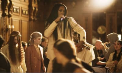 """Watch the video for Mykki Blanco's """"Lucky (Live In London)"""""""