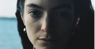 "Lorde shares new song ""Stoned at the Nail Salon"""