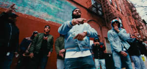 """Watch Juelz Santana And Dave East's New Video For """"Time Ticking"""""""