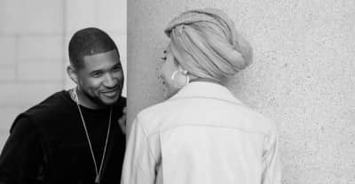 "Usher Joins Yuna In The ""Crush"" Video"