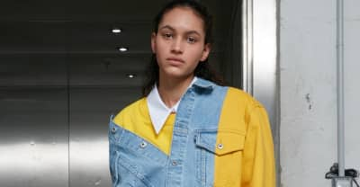 Virgil Abloh Teams Up With Levi's For An Avant-Garde Denim Collection