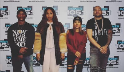Watch Chrisette Michele Explain Why She Performed At Trump's Inauguration With The Breakfast Club