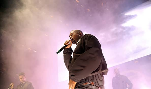 Kanye West Calls On Radio To Play Frank Ocean's New Music