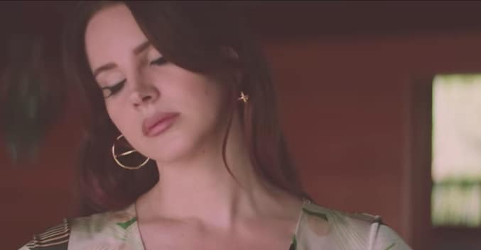 Lana Del Rey Shares Quietly Futuristic White Mustang Video The Fader