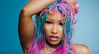 "Watch Nicki Minaj's ""Barbie Dreams"" video"