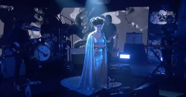 "Watch Angel Olsen perform ""Chance"" on Kimmel 1"