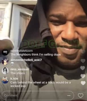 Cam'ron Really Loves His White Neighbors Now, If Anyone Was Wondering
