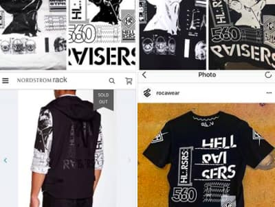 Noise Band Marshstepper Accuses Rocawear Of Stealing Designs