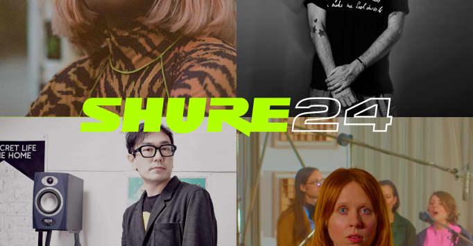 Holly Herndon, Santigold, James Lavelle and Yuri Suzuki to curate new artist platform Shure24