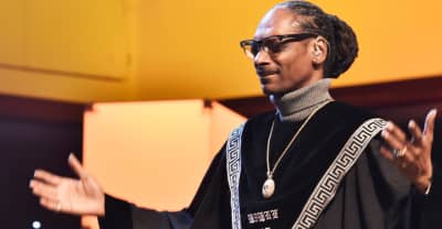 "Snoop Dogg shares video for ""Words Are Few,"" featuring B Slade"