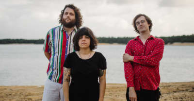 """Screaming Females share a lyric video for their doleful single, """"Deeply"""""""