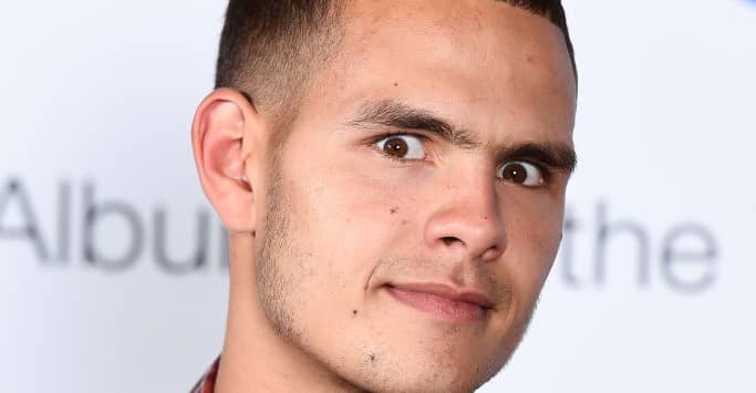 Slowthai issues statement after performing with an effigy of Boris Johnson's decapitated head