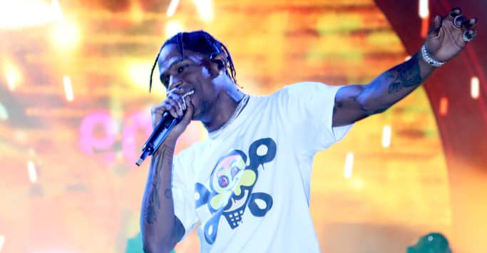 Travis Scott's latest collaboration is with.... Reese's Puffs?