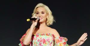"Katy Perry drops new track ""Small Talk"""
