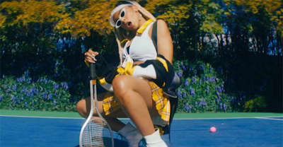 "Watch Tinashe's tennis-themed ""Me So Bad"" video featuring Ty Dolla $ign and French Montana"