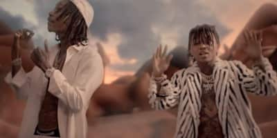 """Watch Wiz Khalifa and Swae Lee's new video for """"Hopeless Romantic"""""""