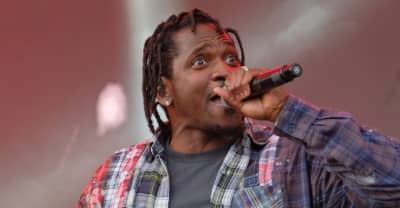 Listen to Pusha-T's remix of the Succession theme song