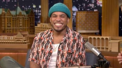"Watch Anderson .Paak play ""Trippy"" on The Tonight Show"