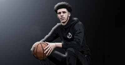 Name a better athlete-rapper than Lonzo Ball. I'll wait.