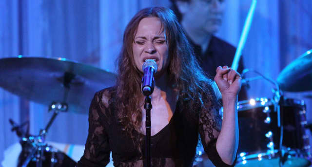 Hear a new song Fiona Apple wrote for Apple TV's Central Park 1