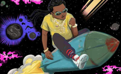 Takeoff shares solo album The Last Rocket