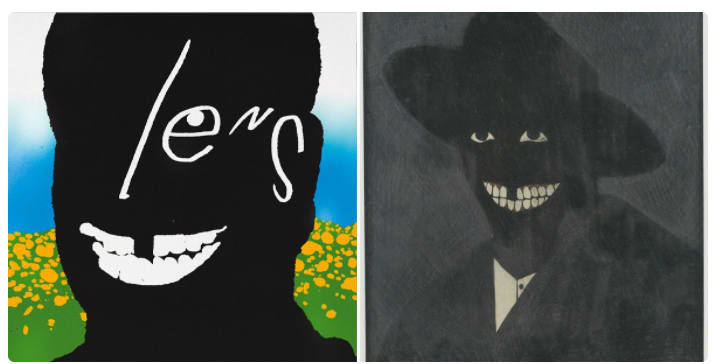 """Frank Ocean's Cover Art For """"Lens"""" Seems To Be Inspired By ..."""