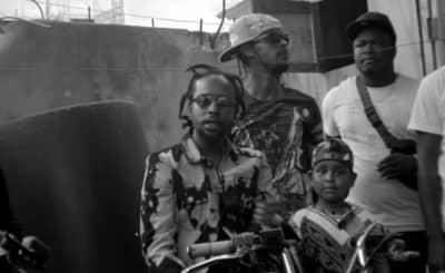 "Watch Popcaan's ""Firm and Strong"" music video"