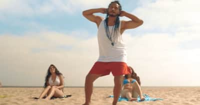 "Ezale Hits The Beach In New ""We Want Some"" Video"