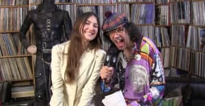 Watch Weyes Blood's interview with Nardwuar
