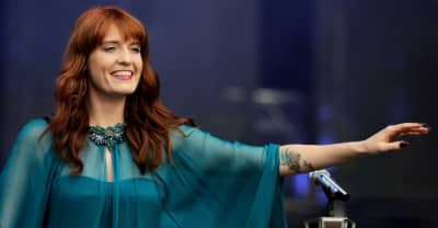 "Florence and the Machine return with ""Sky Full Of Song"""