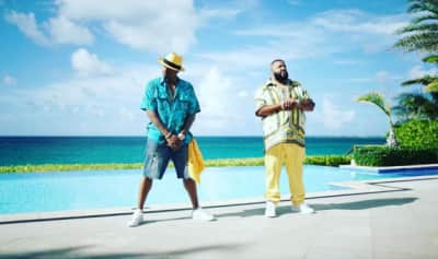 "Watch DJ Khaled And Nas's Video For ""Nas Album Done"""
