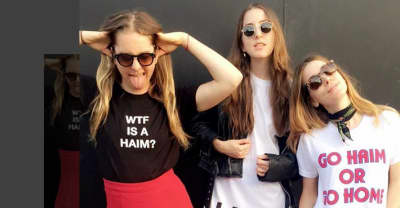 Haim Debuts New Material At Live Show